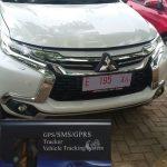 pasang gps tracker mobil pajero 2018