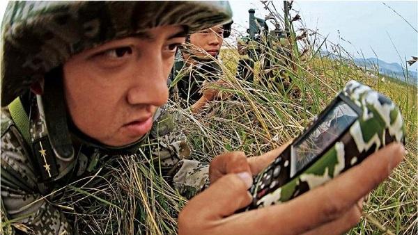 gps untuk militer