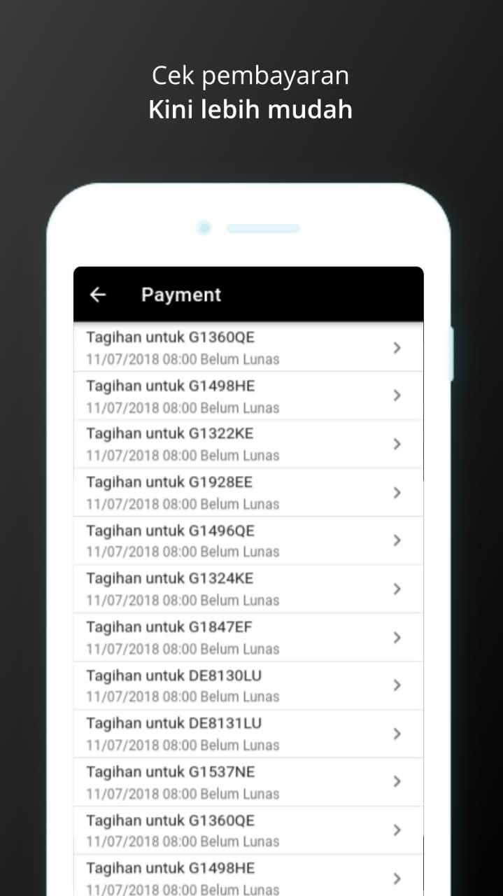 notifikasi payment