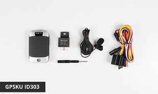 gps tracker id303