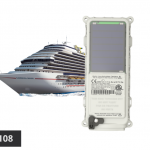 GPS Tracker Kapal GPS SAT SOLAR Untuk Kapal Laut Type ID108