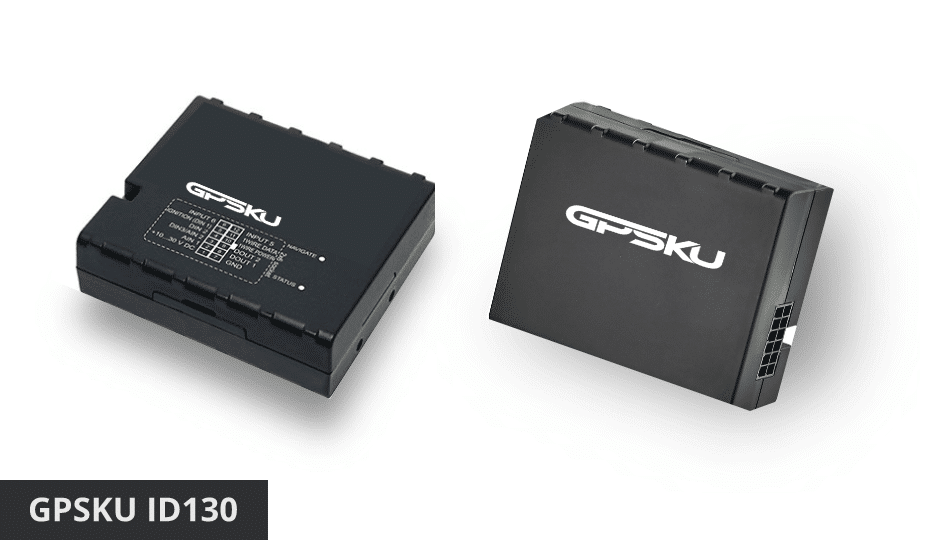 gps tracker id130