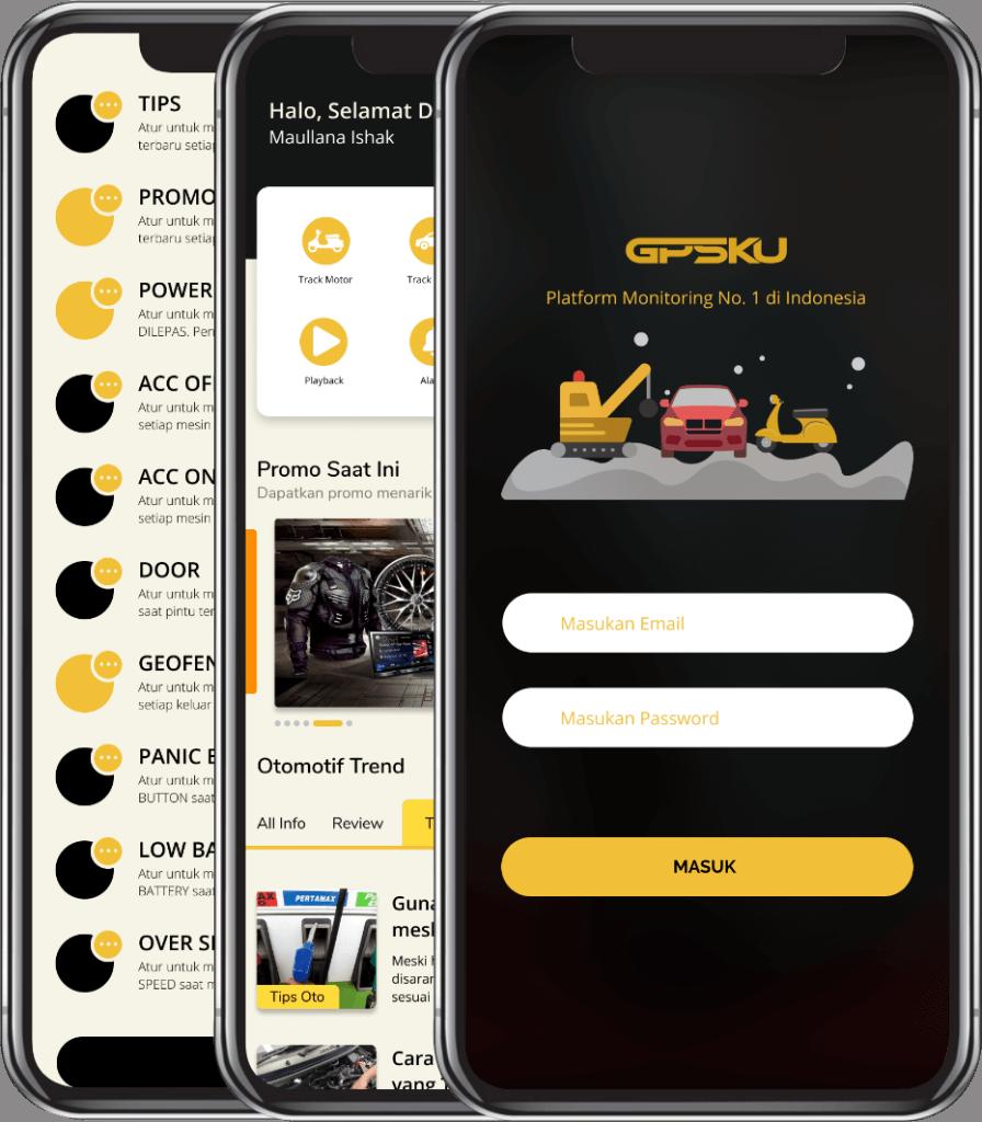 aplikasi gps mobil dari gpsku