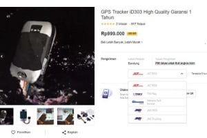 5 Tipe GPS Tracker untuk Mobil Yang Laris Terjual di Bukalapak