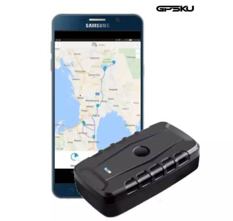 gps tracker mobil portable