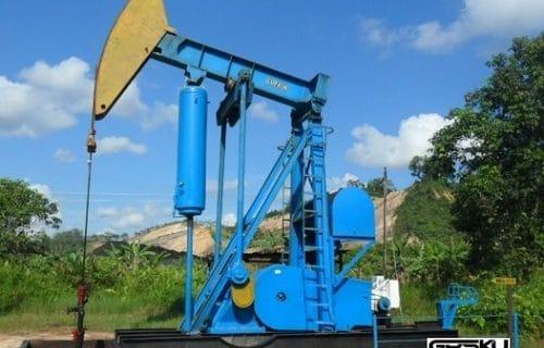 pasang alat gps di mesin bor minyak pertamina