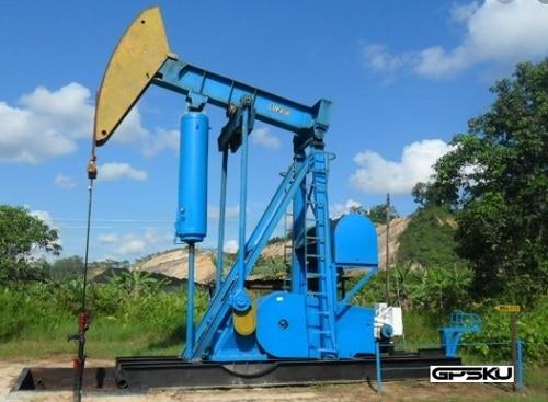 alat mesin bor minyak pertamina