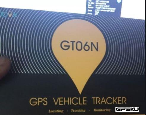 gps mobil gt06n