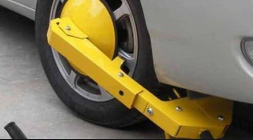 alat pengaman mobil