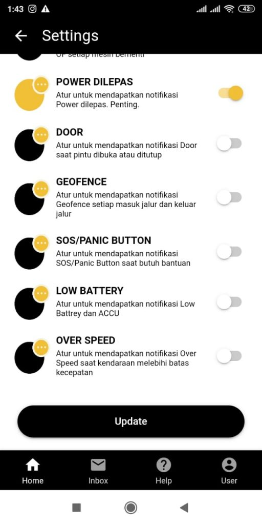 cek aplikasi gps terbaru