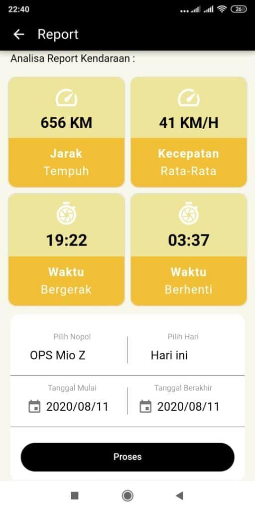 aplikasi jejak perjalanan