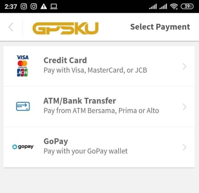 aplikasi transfer bank online