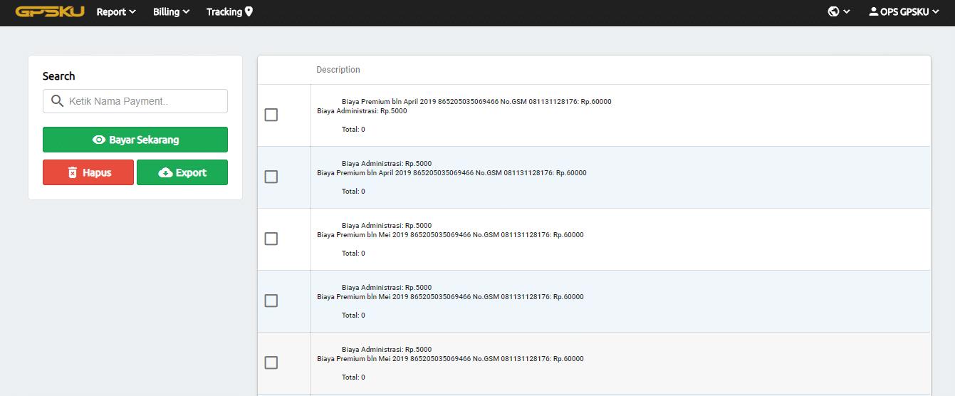 cara mudah perpanjangan server gps