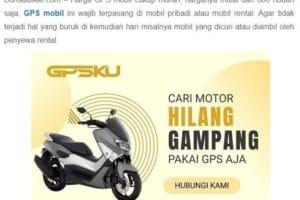 Ulasan GPSKU oleh Media Nasional dan Blog Otomotif