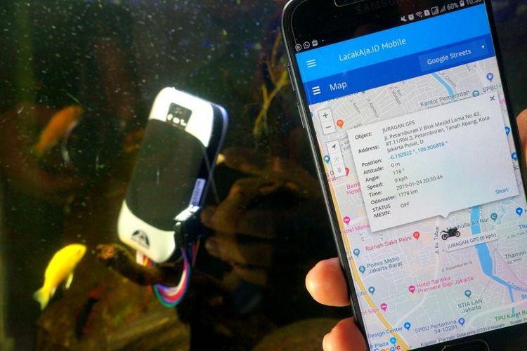 Pusat GPS Tracker Pasang di Mobil Kijang Innova Pamekasan