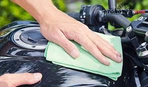 Tips Agar Sepeda Motor Selalu Mengkilap