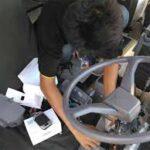 Pasang GPS Tracker untuk Mobil Angkutan Alat Berat di Tuban