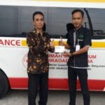 GPS Mobil untuk mobil Ambulance Dinkes Banyumas