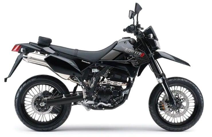 d tracker 250cc