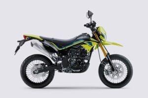 motor kawasaki d tracker 150