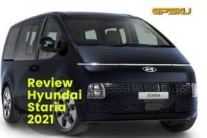 Hyundai Staria 2021, Review VS Toyota Alphard